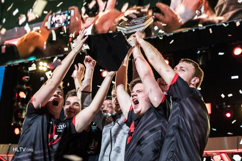 Astralis - ELEAGUE Atlanta Major 2017 - CS:GO