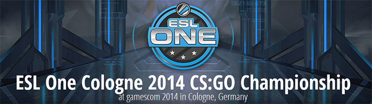 ESL One Cologne 2014 - CS:GO