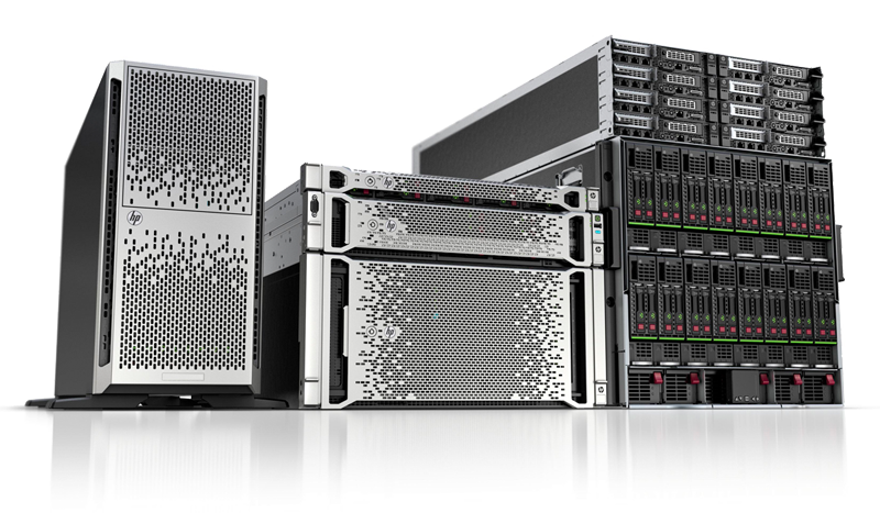 Серверы HP Proliant Gen8