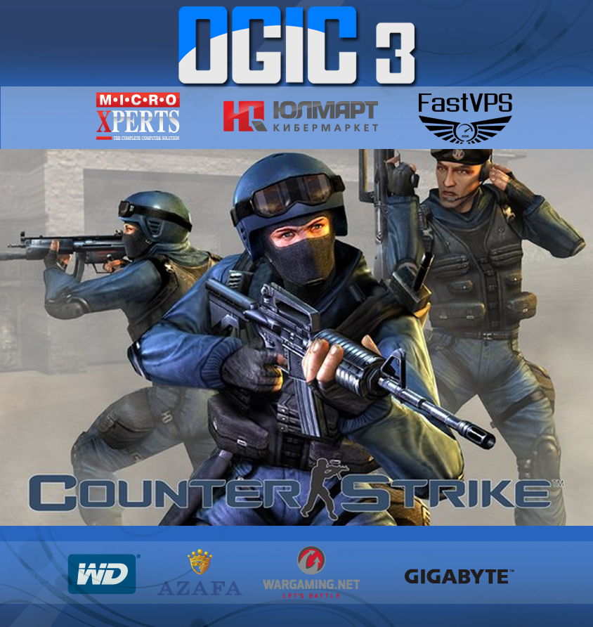 OGIC 3: Counter-Strike 1.6: 5v5