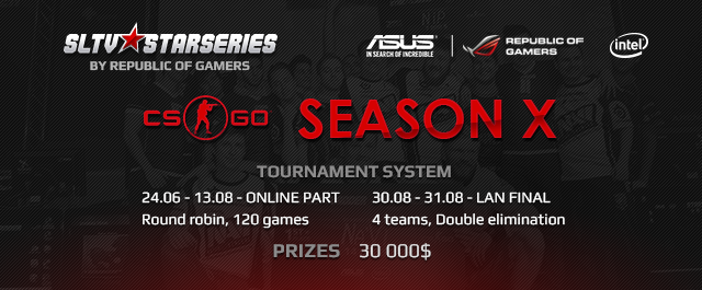 SLTV StarSeries X - CS:GO