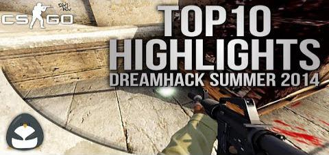 Top 10 Highlights of DreamHack Summer 2014