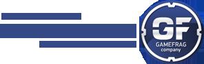 Логотип GameFrag.RU