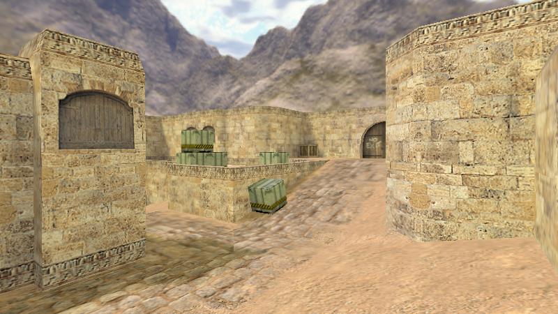 Скачать Бесплатно Карту De_Dust2