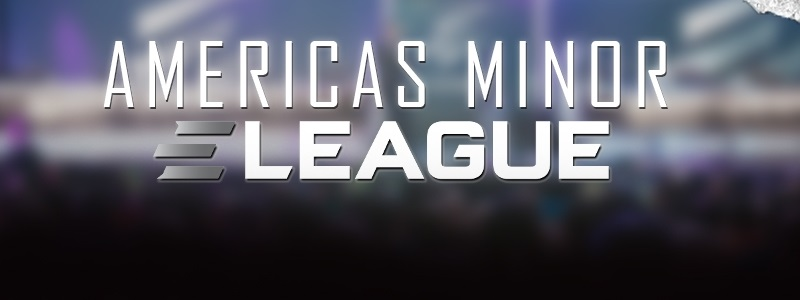 Americas Minor - ELEAGUE Major 2017 - CS:GO