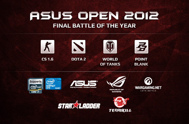 Обзор ASUS Final Battle of the Year