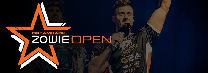 DreamHack ZOWIE Open Winter 2016 - CS:GO