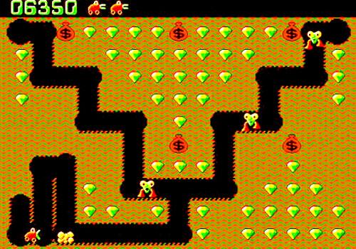 Первые компьютерные игры