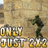 Награды на Only de_dust2_2x2 29 января - 4 февраля - Counter-Strike 1.6 сервер