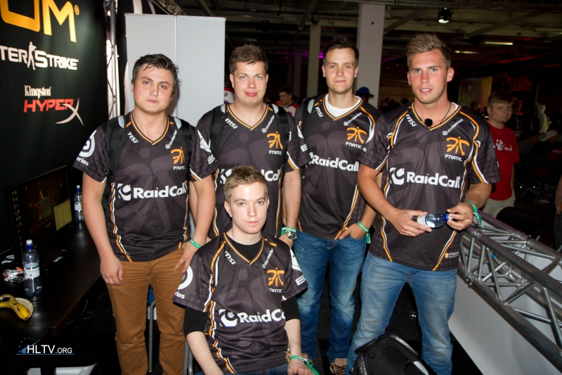 fnatic - чемпионы Swedish Championship 2012