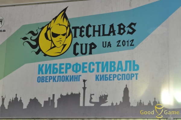 Обзор TECHLABS Cup Ukraine 2012