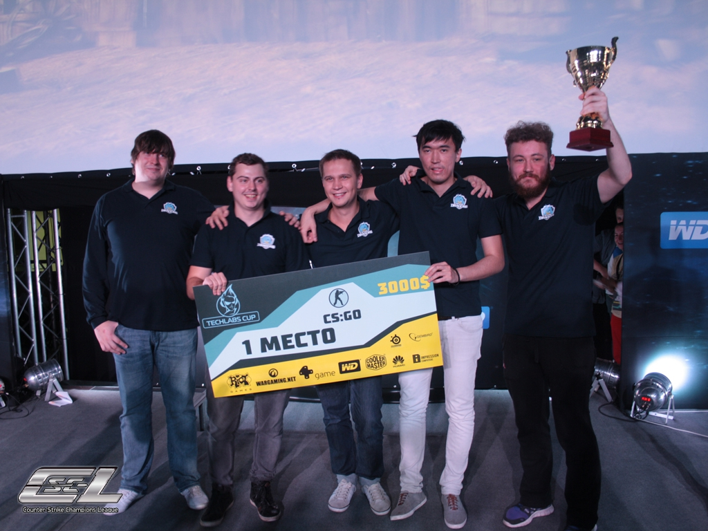 TECHLABS CUP UA 2013: Astana Dragons CS:GO