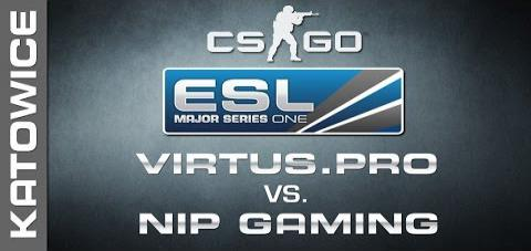 Virtus.pro vs. NiP - EMS One